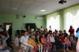 Выступление в реабилитационном центре «Добродея» г. Шахты