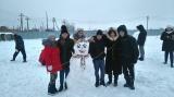 Конкурс на лучшую снежную фигуру «Зимние фантазии».