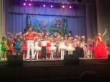 Воспитанники посетили спектакль «Гуси-лебеди»