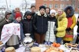 Состоялся праздник «Проводы русской зимы»
