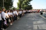 Торжественная линейка посвященная 1 сентября