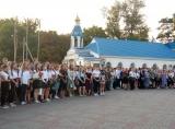 Участие в ежегодной акции памяти жертв террористического акта в Беслане