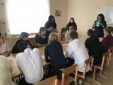 Обучающиеся школы посетили ГКУ РО «ЦЗН»