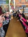 Обучающиеся школы - интерната посетили Детскую библиотеку им. Н.К.Крупской