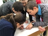 Обучающиеся школы-интерната отметили День освобождения города Шахты от немецко-фашистских захватчиков
