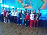 Участие в XXXI розыгрыше Кубка ШФНТ по настольному теннису