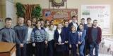 Обучающиеся посетили Шахтинскую центральную городскую библиотеку им. А.С.Пушкина